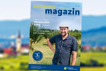Das aktuelle alemannen magazin (Herbst 2019)