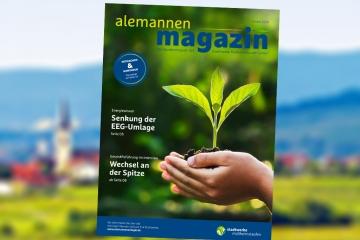 Das aktuelle alemannen magazin (Herbst 2020)